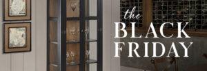 ¡Mobiliario para estar atento al Black Friday!