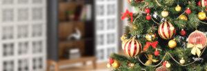 ¿Qué coincide la Navidad?  Decoración rústica!