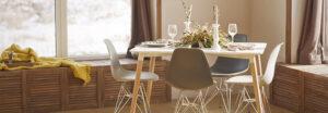 3 tendencias de decoración para el interior de tu hogar