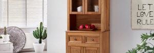 Decora tu hogar con muebles rústicos